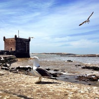Photo taken at Port d'Essaouira by Emerson G. on 5/9/2013