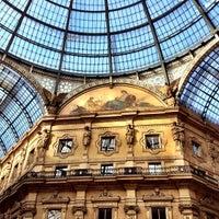Foto scattata a Galleria Vittorio Emanuele II da Emerson G. il 5/30/2013