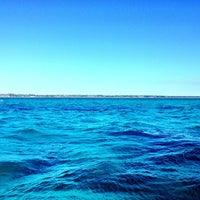 Photo taken at Bazaruto Archipelago National Marine Park by Emerson G. on 8/6/2013