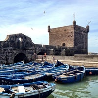 Photo taken at Port d'Essaouira by Emerson G. on 5/8/2013