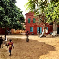 Photo taken at Gorée Island by Emerson G. on 8/14/2013