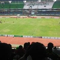 Photo taken at The Safaricom Stadium by Edwin K. on 9/27/2014