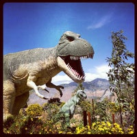 Photo taken at Cabazon Dinosaurs by Jason R. on 3/28/2013