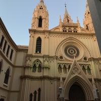 Photo taken at Iglesia del Sagrado Corazón de Jesús by Pipo on 9/27/2016