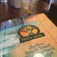 Photo taken at The Thirsty Turtle by Adrion S. on 6/9/2014