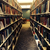 Photo taken at R.B. House Undergraduate Library by Taylor on 2/1/2014