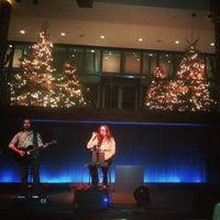 Photo taken at Lobby Bar by Alya S. on 12/8/2013