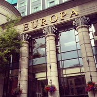 Photo taken at Europa Hotel by Anjay29 on 7/28/2013