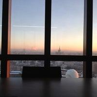 Снимок сделан в Центр международной торговли пользователем Alexey 12/17/2012