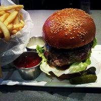 Photo taken at Thunder Burger & Bar by Patrick P. on 1/25/2013