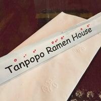 Photo taken at Tanpopo Ramen House by Patrick P. on 6/7/2015