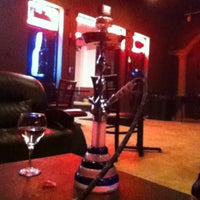 Photo taken at Cleopatra Hookah Lounge by Keith B. on 1/15/2013