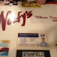 Photo taken at Wolfy's by Lisa M. on 2/1/2013
