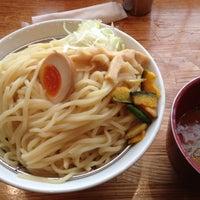 Photo taken at 三代目 宮田麺児 by xan_black on 3/8/2013