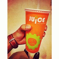 Photo taken at Juice Works by Affiq S. on 12/11/2012