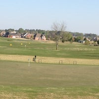 Photo taken at Blackberry Trail Golf Course by Greg L. on 4/15/2013