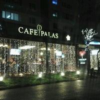 12/17/2012 tarihinde ¥FErAhziyaretçi tarafından Cafe Palas'de çekilen fotoğraf