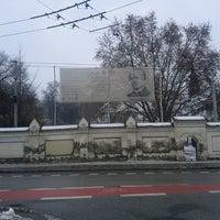 Photo taken at Mendlovo náměstí (tram, bus) by Kattie . on 2/24/2013
