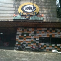 Photo taken at Bober Tropica by Agung J. on 2/7/2013