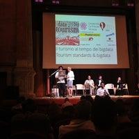 7/9/2014 tarihinde Giuseppe B.ziyaretçi tarafından Auditorium Santa Margherita'de çekilen fotoğraf