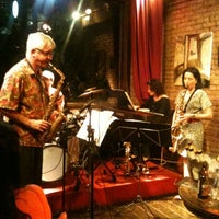 Photo taken at Madeleine Bar by Natalia F. on 10/27/2012