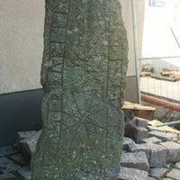 Photo taken at Upplands runinskrifter 389 by Markus B. on 8/9/2014
