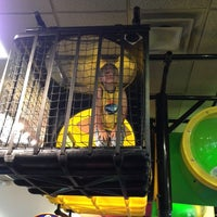 Photo taken at Chuck E. Cheese's by Hope M. on 7/19/2014