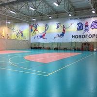 Photo taken at УТЦ «Новогорск» by Олег on 11/7/2017