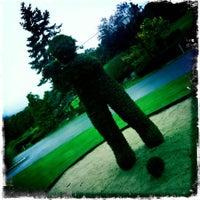 Foto tomada en Real Club de Golf La Herrería por Олег el 10/19/2012