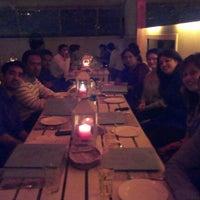 Photo taken at Spiga by Gaurab D. on 12/26/2012