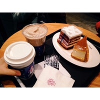 Photo taken at The Coffee Bean & Tea Leaf by Changhong H. on 1/31/2014
