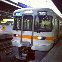 Photo taken at Nagoya Station by Yoshi. S. on 12/30/2012