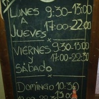 3/31/2013にJuan S.がDe Vinos Y Jamonesで撮った写真