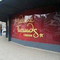 Foto scattata a Madame Tussauds 4D da Denis L. il 12/13/2012
