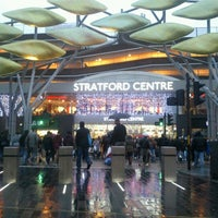 Photo taken at Stratford Centre by Vic C. on 11/24/2012