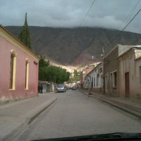 Photo taken at Tilcara by Eduardo C. on 11/13/2012