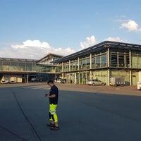 Photo taken at Flughafen Paderborn/Lippstadt (PAD) by Stefan K. on 5/29/2017