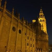 Foto tomada en 383. Cathedral, Alcázar and Archivo de Indias in Seville (1987) por Mildred F. el 7/14/2017