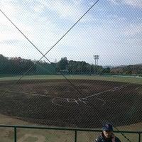 Photo taken at 龍谷大学 瀬田キャンパス 駐輪場 by Tasuku y. on 12/6/2015