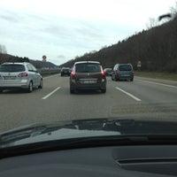 Photo taken at Franzosenschlucht-Viadukt by Manfred on 12/22/2012