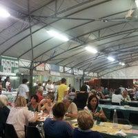 Photo taken at Campo Sportivo Savio di Cervia by Andrea B. on 7/16/2013