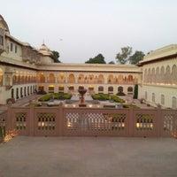 10/16/2012 tarihinde Vikram J R.ziyaretçi tarafından Rambagh Palace Hotel'de çekilen fotoğraf