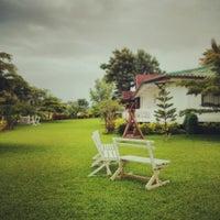 Photo taken at Thavonsouk Resort and Hotel Vientiane by sssassda s. on 7/9/2013
