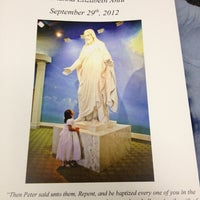 Photo taken at The Church of Jesus Christ of Latter-day Saints by RenyaDeDulce on 9/29/2012
