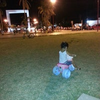 Photo taken at Praça das Águas by Joice C. on 3/17/2013