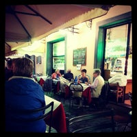 Photo taken at Trattoria Pizzeria Toscana by Gideon Y. on 9/27/2012