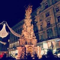 12/21/2012 tarihinde Gideon Y.ziyaretçi tarafından Pestsäule'de çekilen fotoğraf