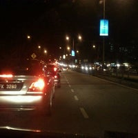 Photo taken at Bayan Lepas Intersection by Eddy J. on 2/4/2012