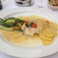 Photo taken at Ristorante Azzurro - La Cucina Italiana by Plastinina T. on 8/17/2012
