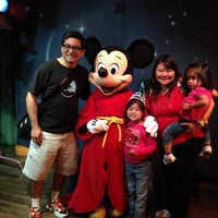 Photo taken at Mickey's House and Meet Mickey by Radford N. on 4/26/2012